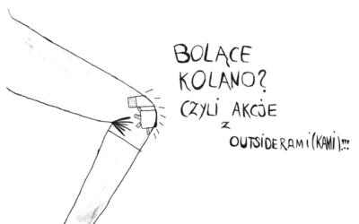 Bolące kolano?