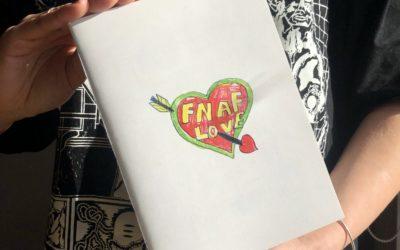 ZIN FNAF LOVE